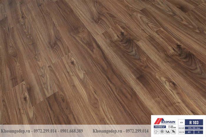 Sàn gỗ Redsun R103