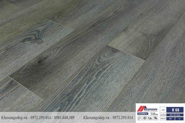 Sàn gỗ Redsun R68