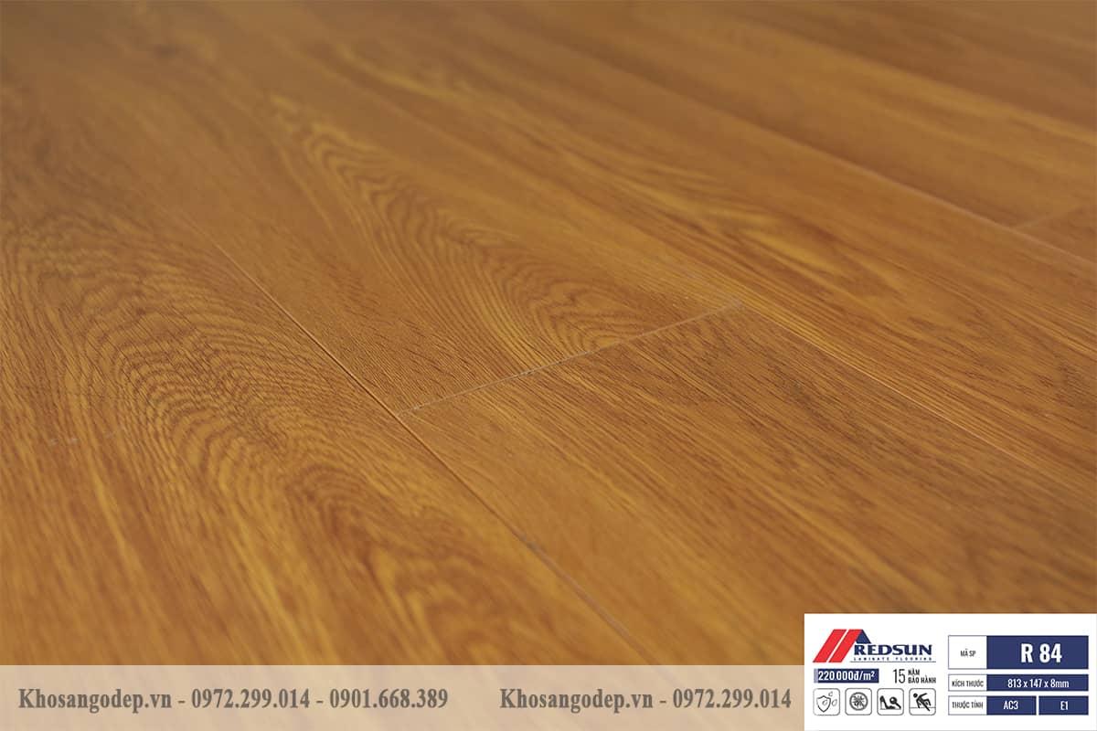 Sàn gỗ Redsun R84