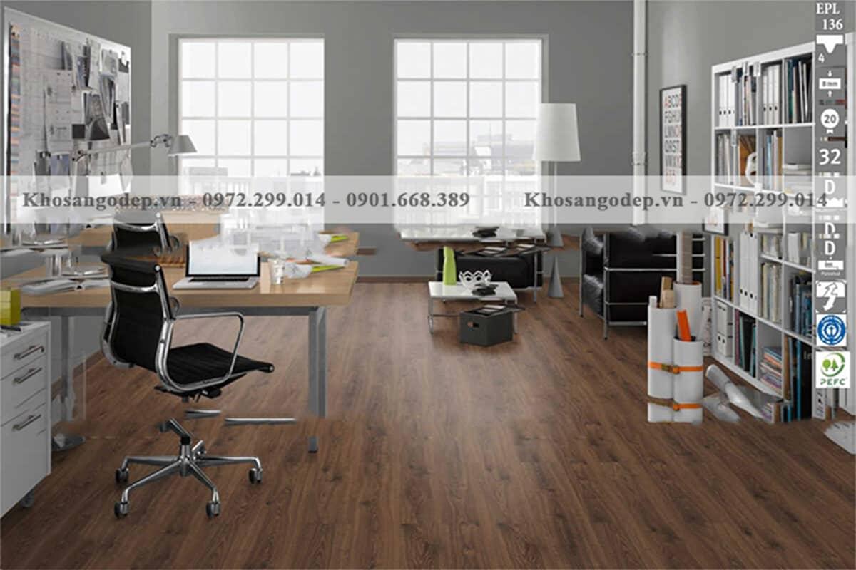 sàn gỗ redsun giá rẻ