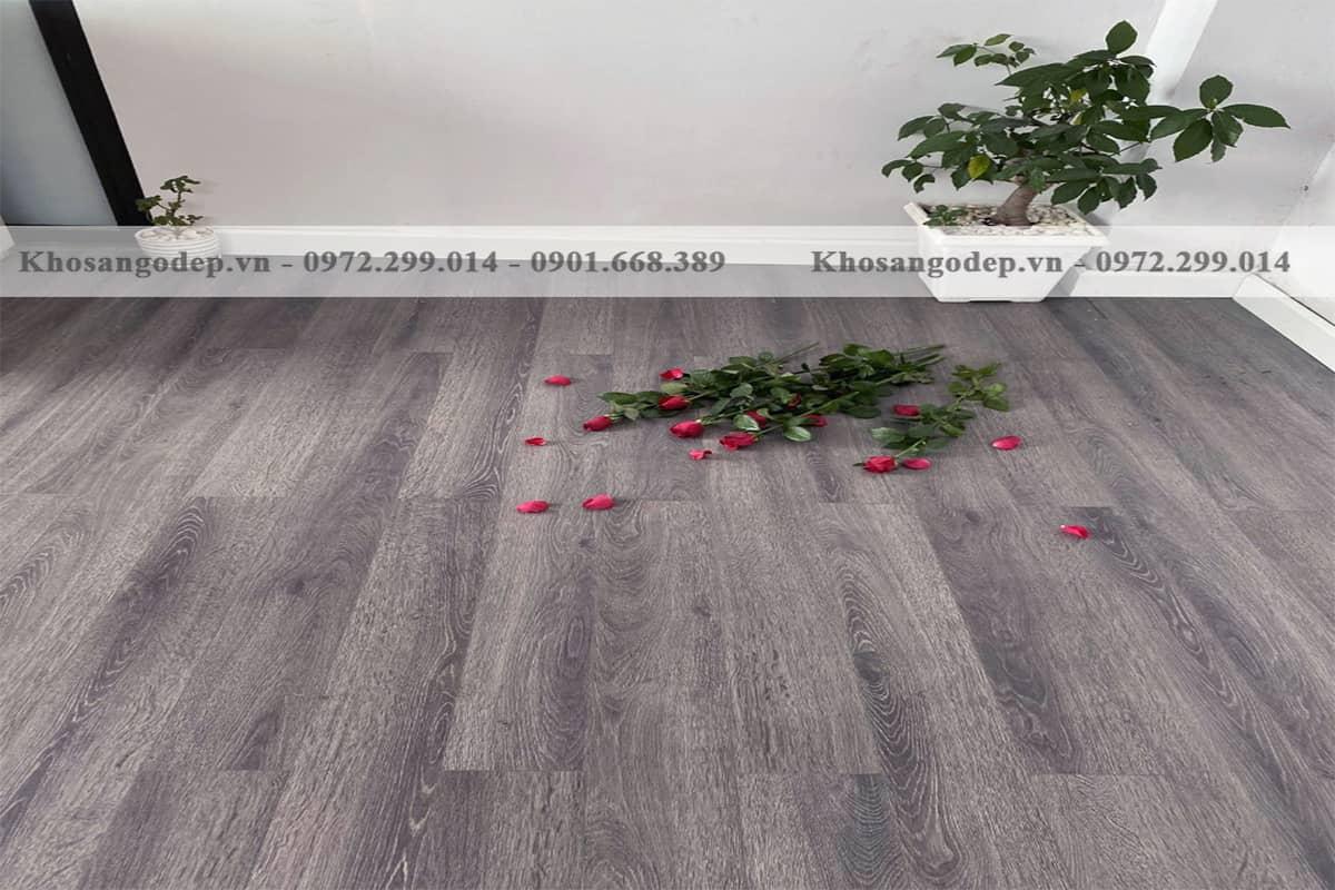 ưng dụng sàn gỗ redsun
