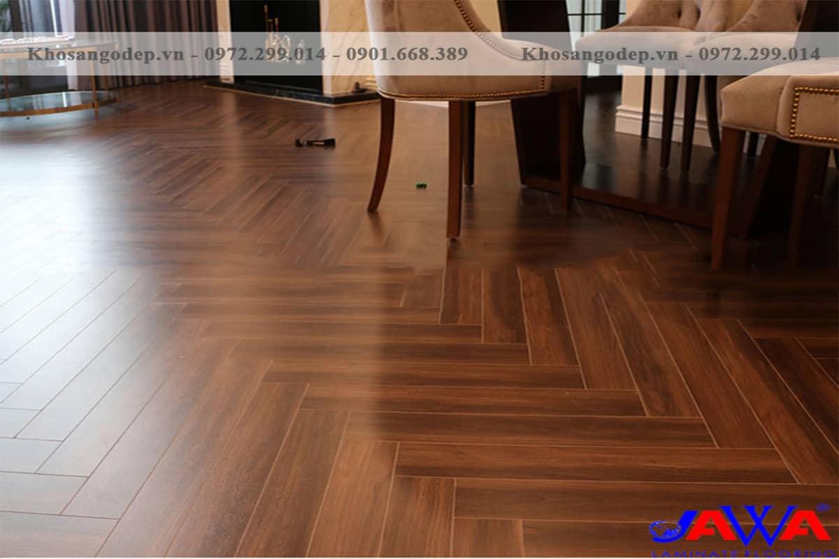 Sàn gỗ Cốt Xanh indonesia