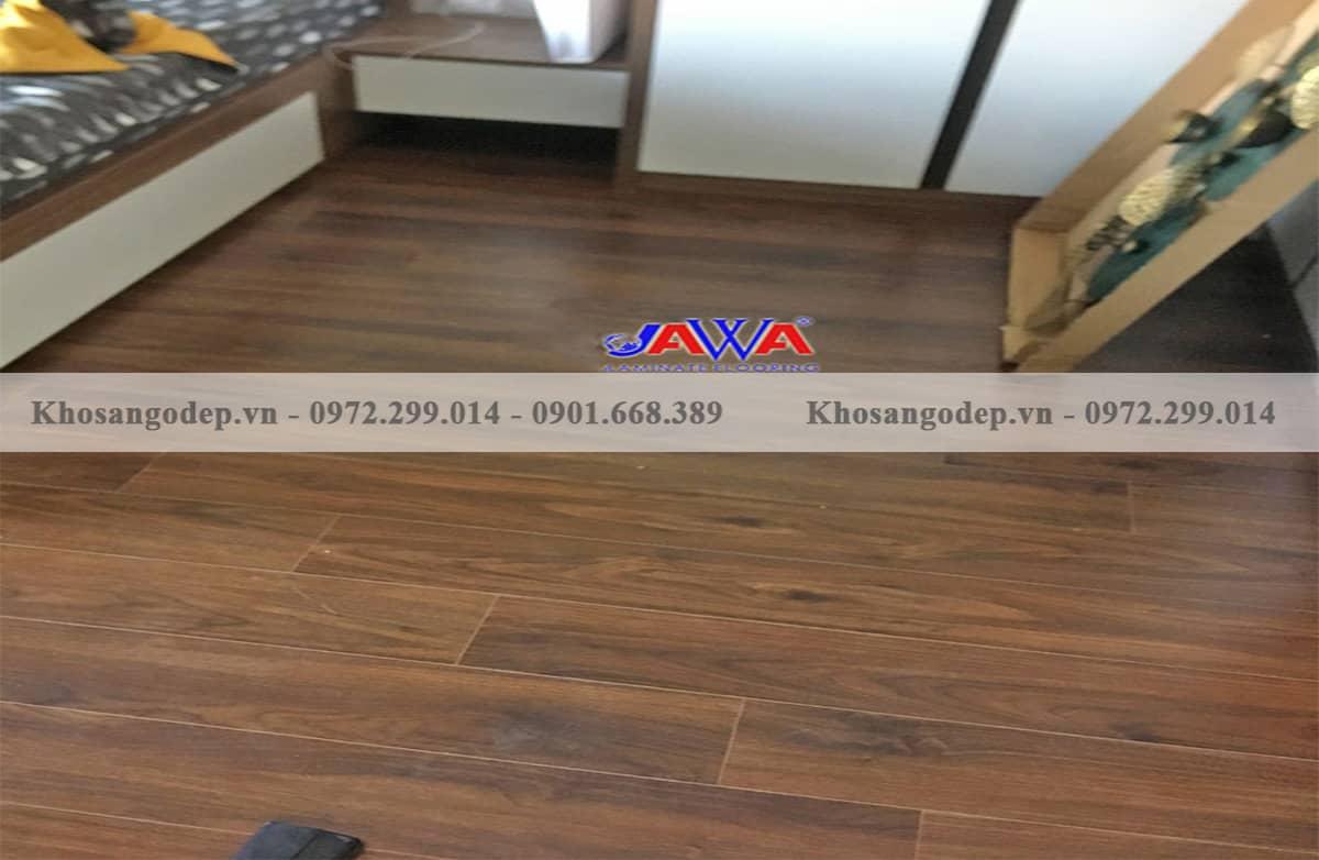 Sàn gỗ Cốt Xanh Jawa 856