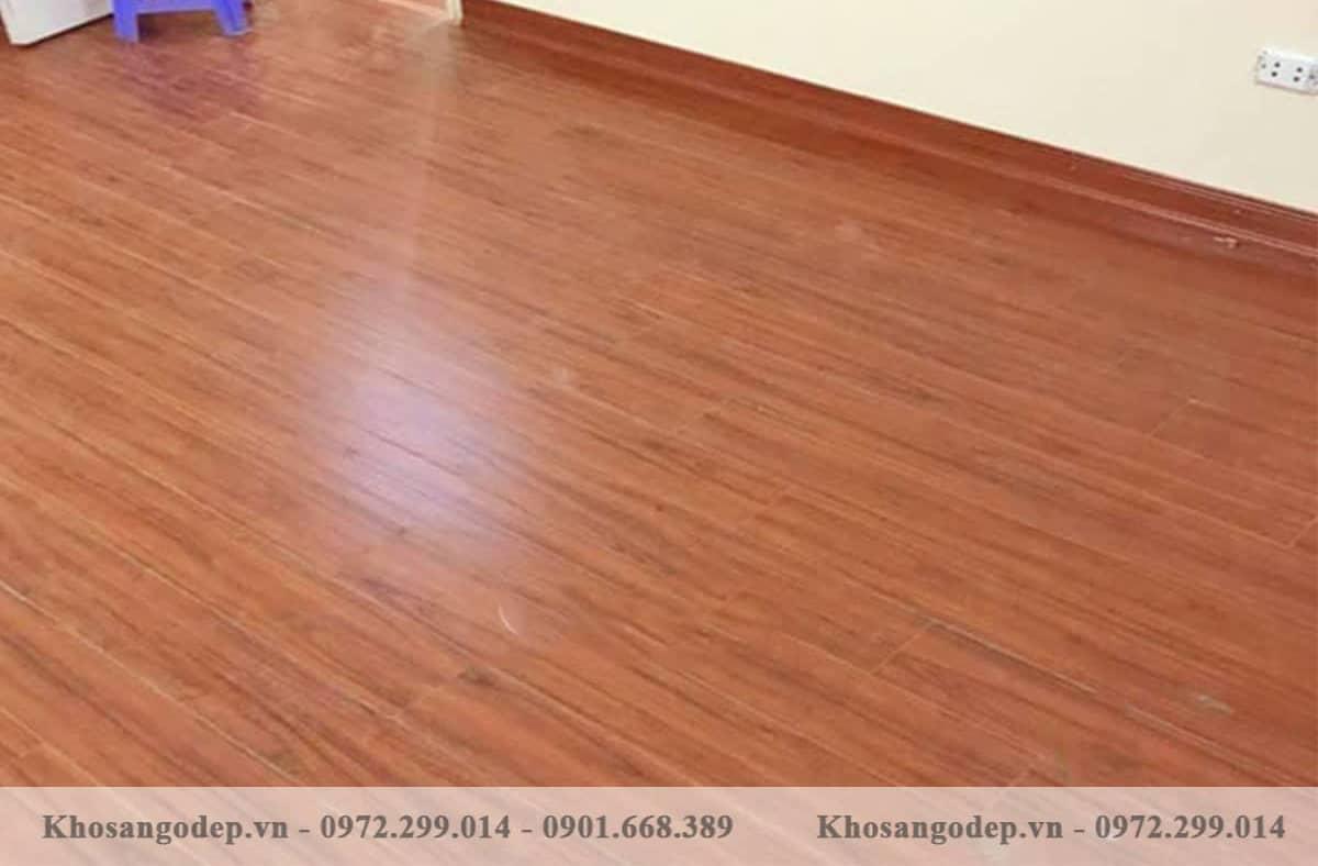 Sàn gỗ Cốt Xanh Jawa 8mm
