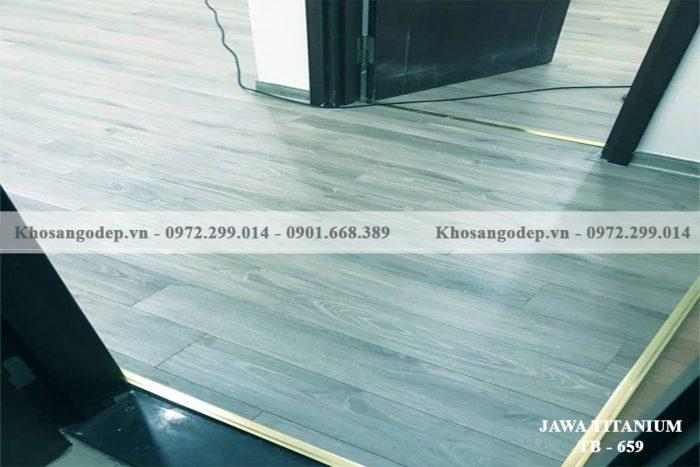Sàn Gỗ Jawa Titanium TB 659