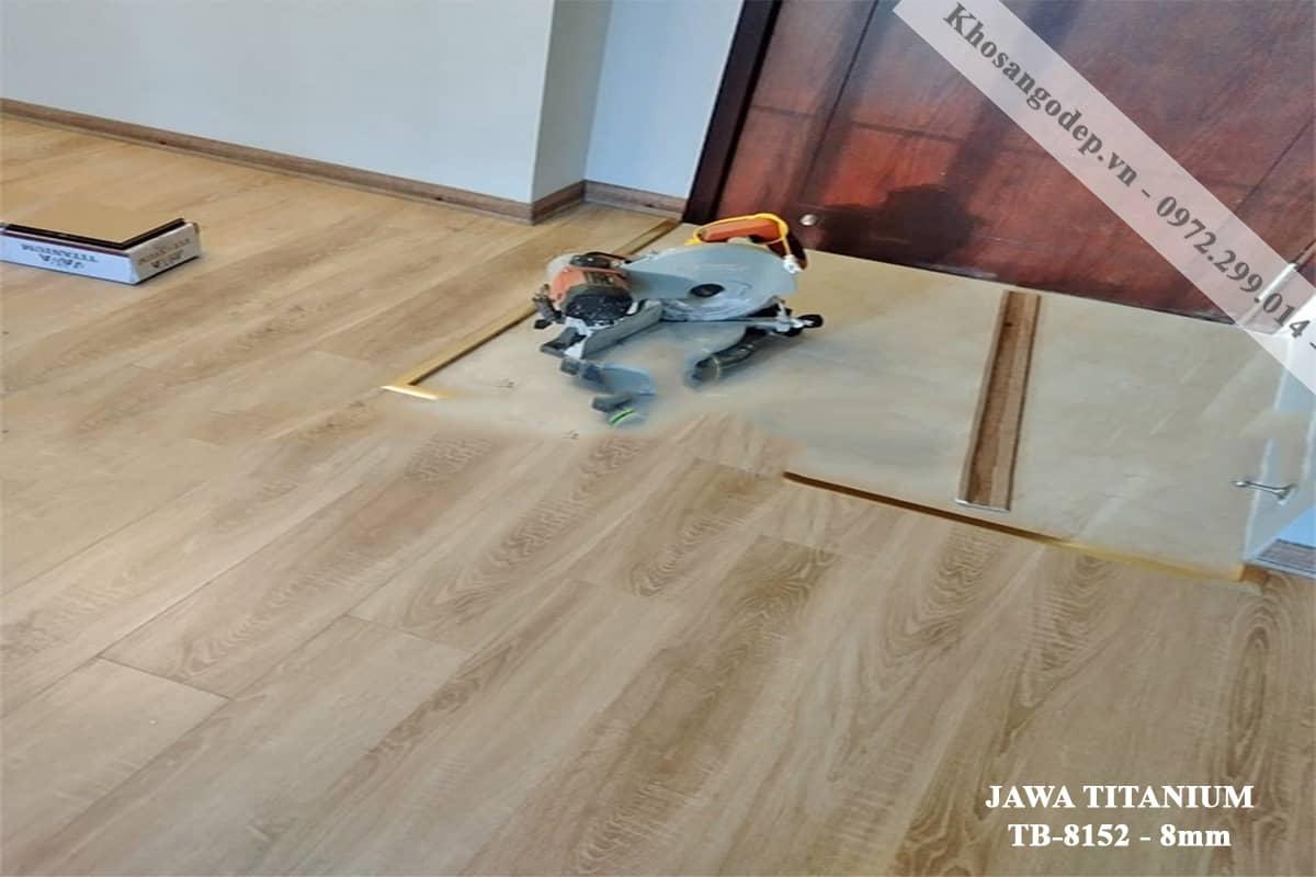 Sàn gỗ Jawa TB 8152