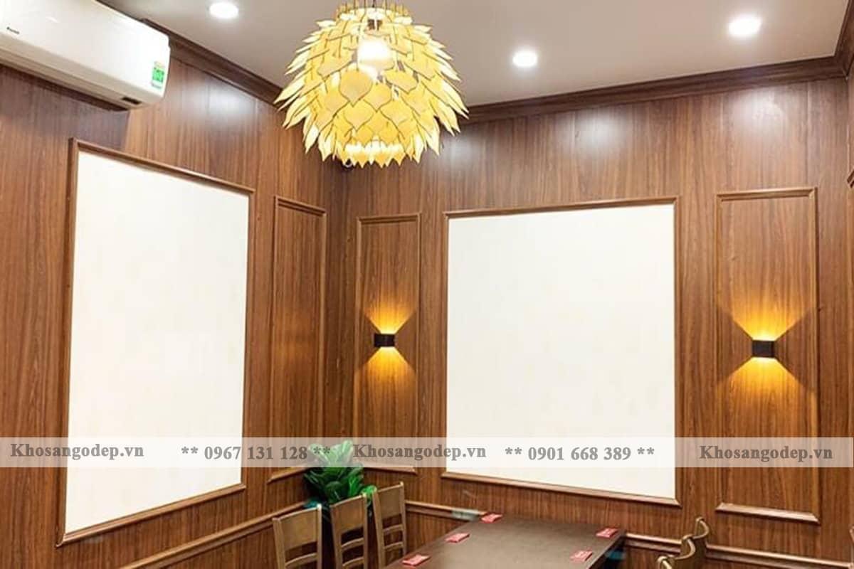 Tấm ốp tường ABT tại Hà Nội
