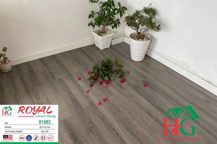 sàn gỗ màu ghi