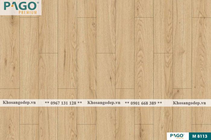 sàn gỗ pago Premium M8113
