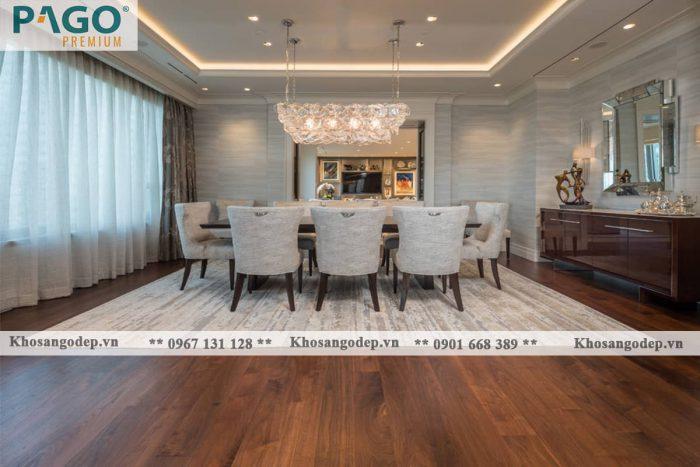 Sàn gỗ Pago Premium M8116