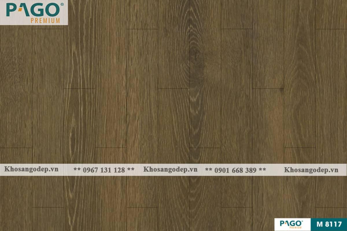 Sàn gỗ Pago Premium M8117