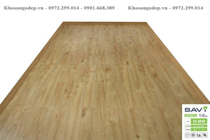 Sàn gỗ Savi SV8040