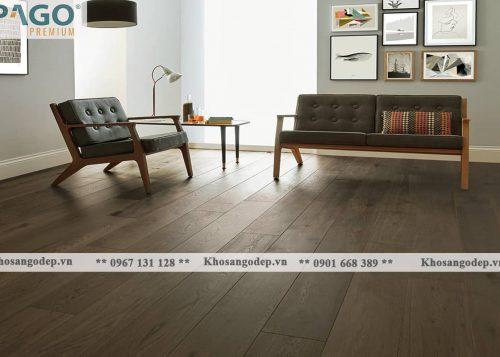 Thi công sàn gỗ Pago Premium tại Huyện Thường Tín