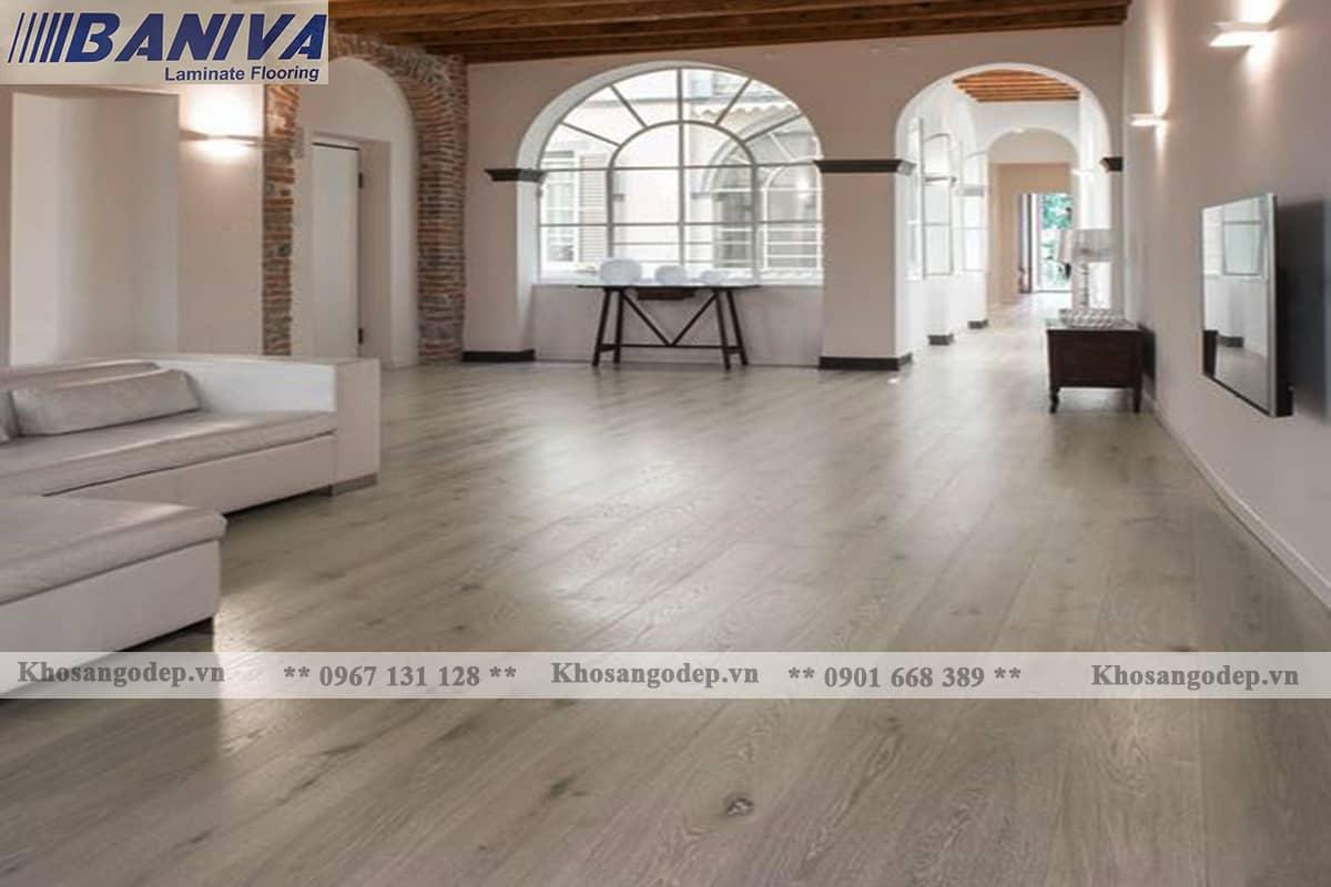 Sàn gỗ Baniva A300