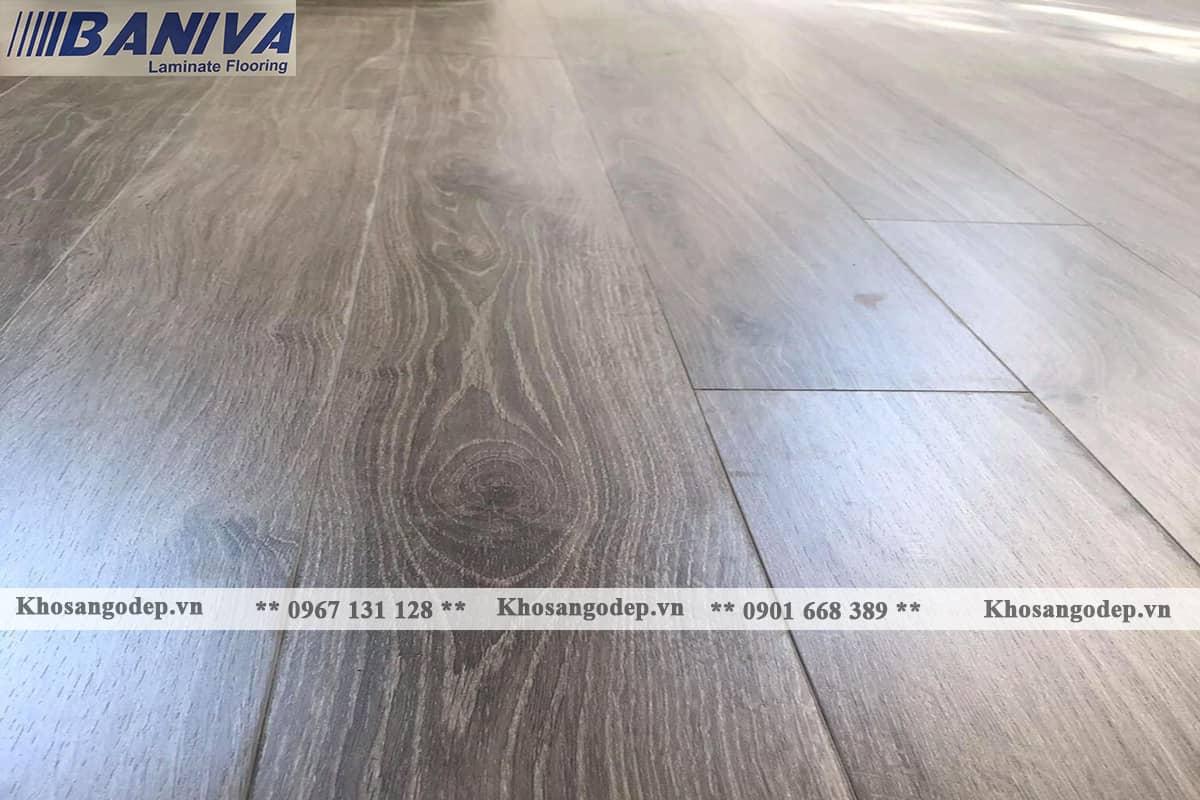 Sàn gỗ Baniva A300 12mm
