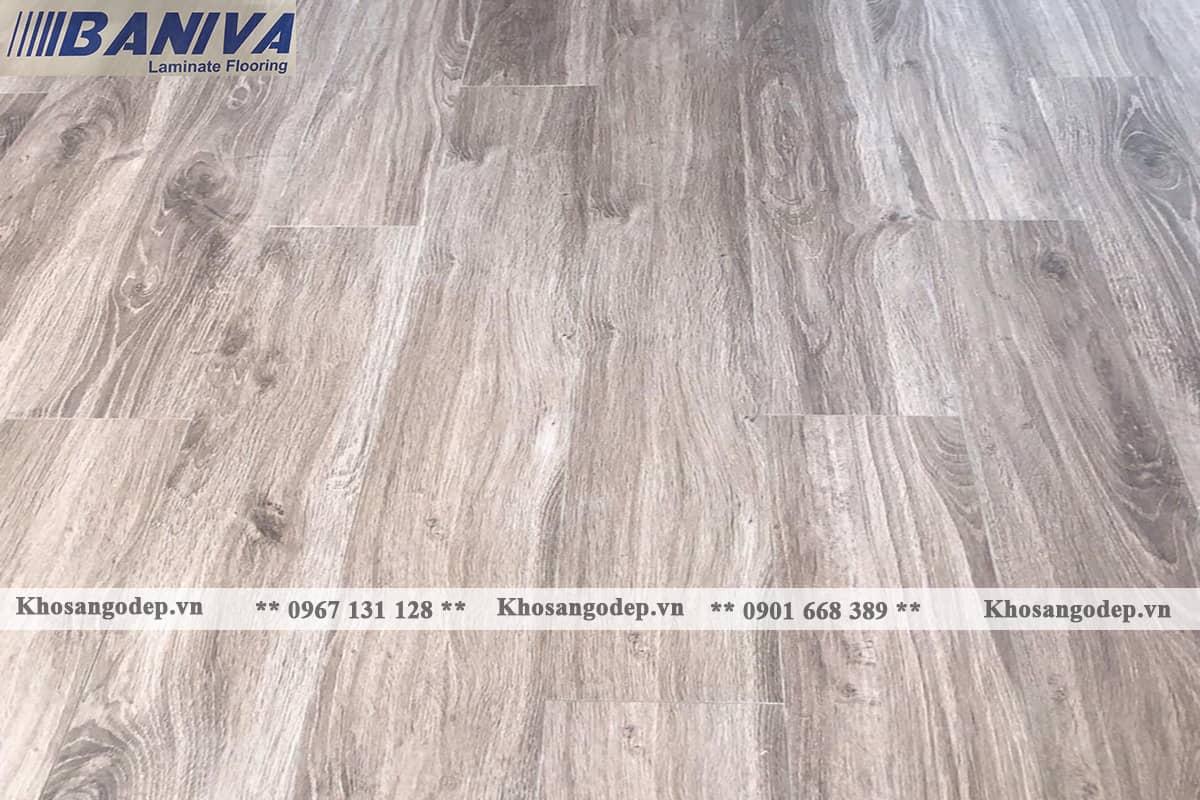 Sàn gỗ Baniva A300 cốt xanh