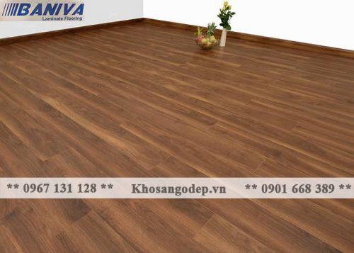 Sàn gỗ Baniva A318