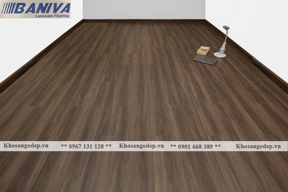 Sàn gỗ Baniva A336 12mm