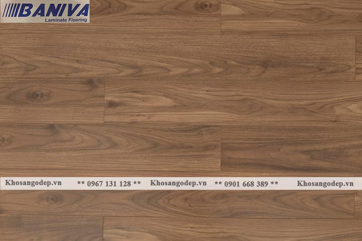 Thi công sàn gỗ Baniva A359