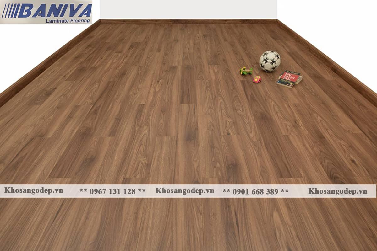 Sàn gỗ Baniva A359 12mm