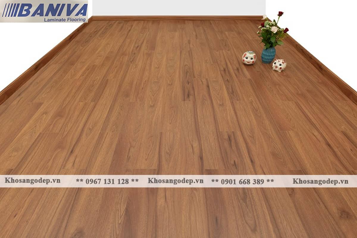 Sàn gỗ Baniva A379