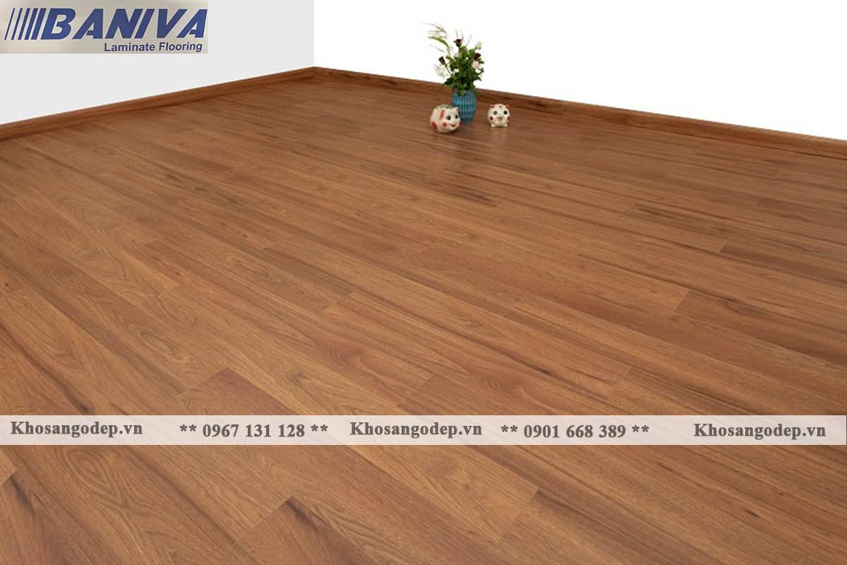 Sàn gỗ Baniva A379 12mm