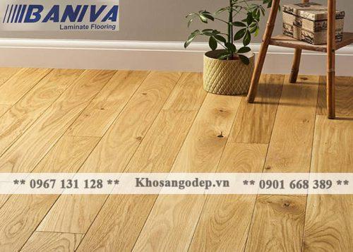 Sàn gỗ Baniva A380 tại Hà Nội