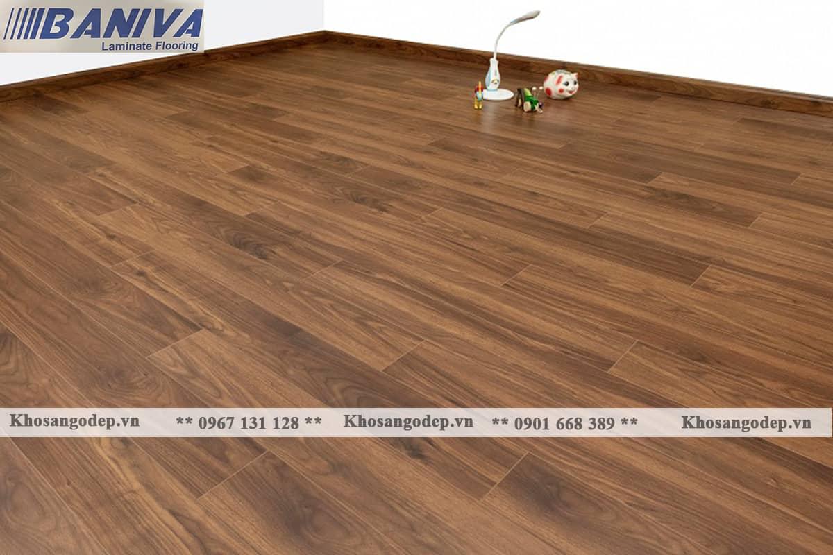 Sàn gỗ Baniva A390