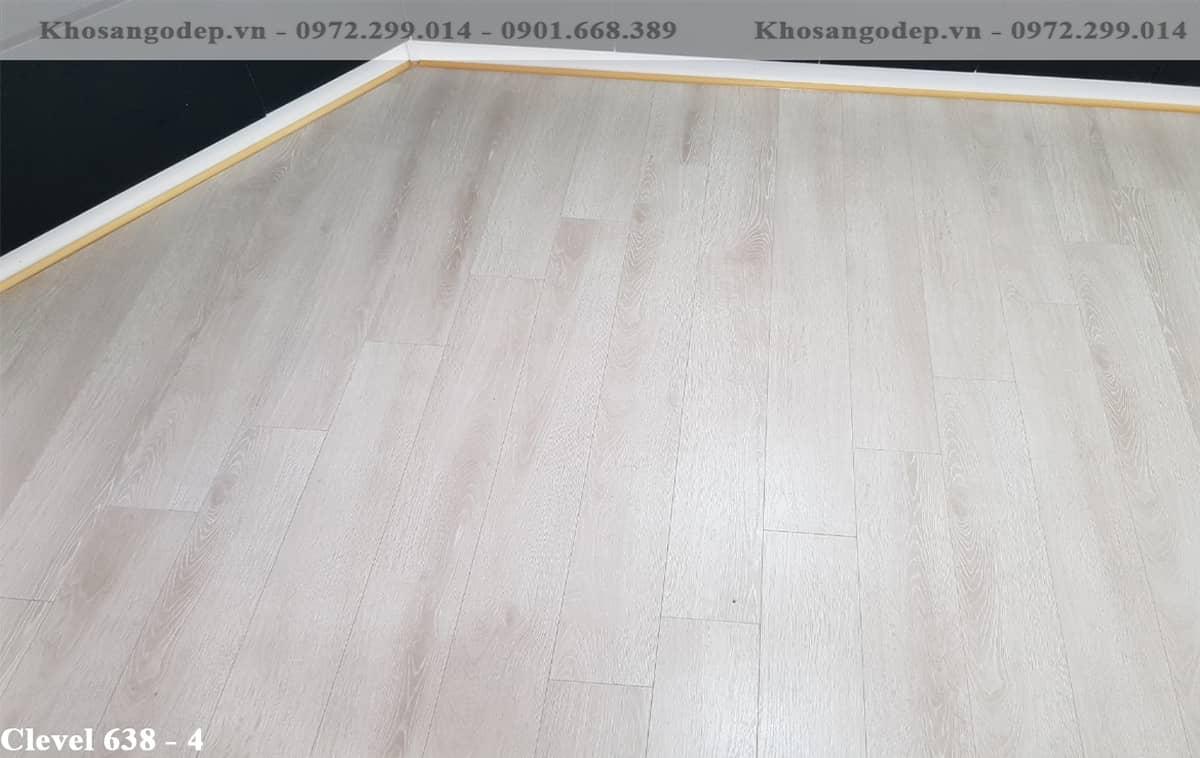 Sàn gỗ Clevel