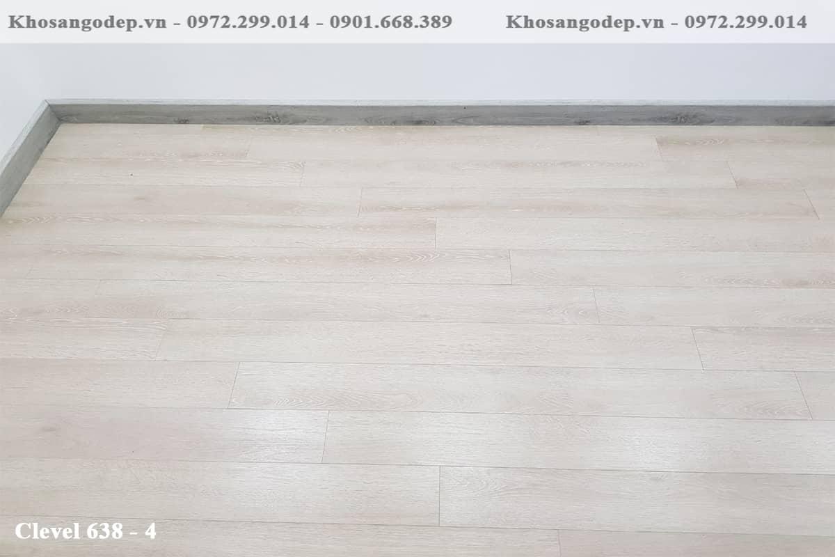 Sàn gỗ CLEVEL 638-4