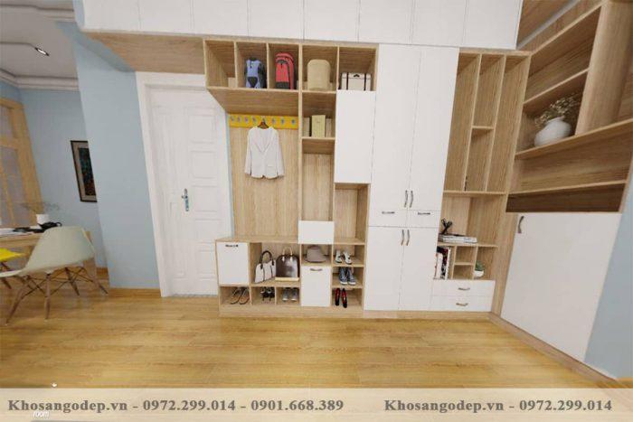 Sàn gỗ CLEVEL 868-7L