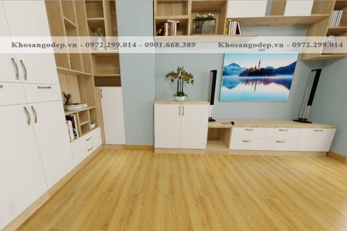 Sàn gỗ Floren 12mm FL661
