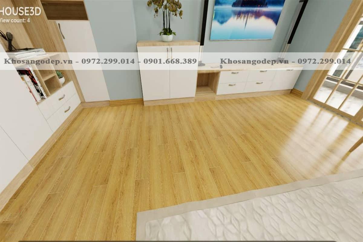 Sàn gỗ Floren FL661 12mm