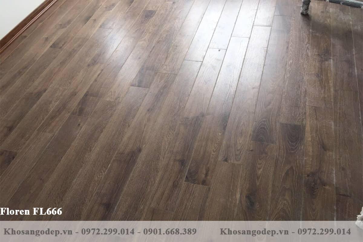 Sàn gỗ Floren FL666
