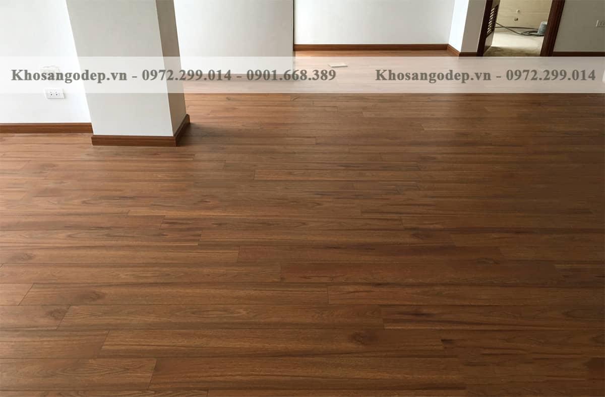 Sàn gỗ giá rẻ Savi 12mm