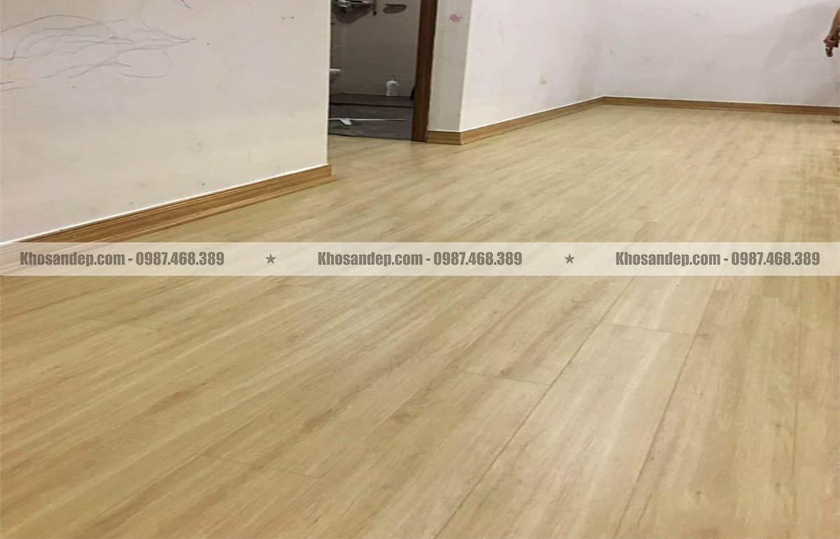 Sàn gỗ Goldban 2611