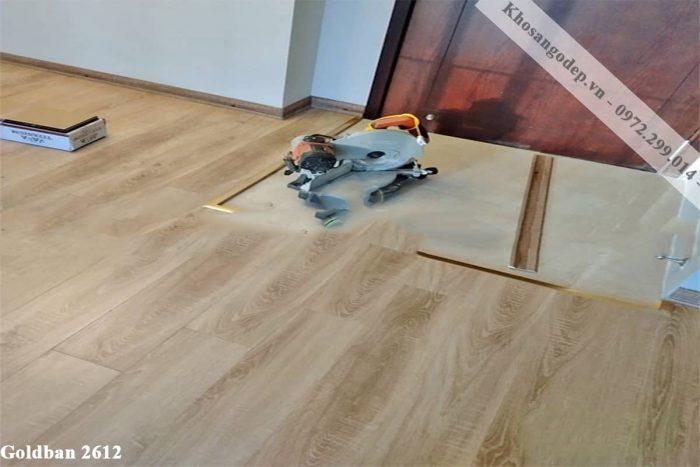 Sàn gỗ Goldbal 2612