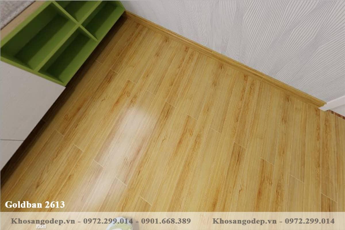 Sàn gỗ Goldbal 2613