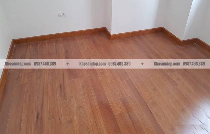 Sàn gỗ Goldbal 2614