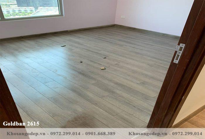 Sàn gỗ Goldbal 2615