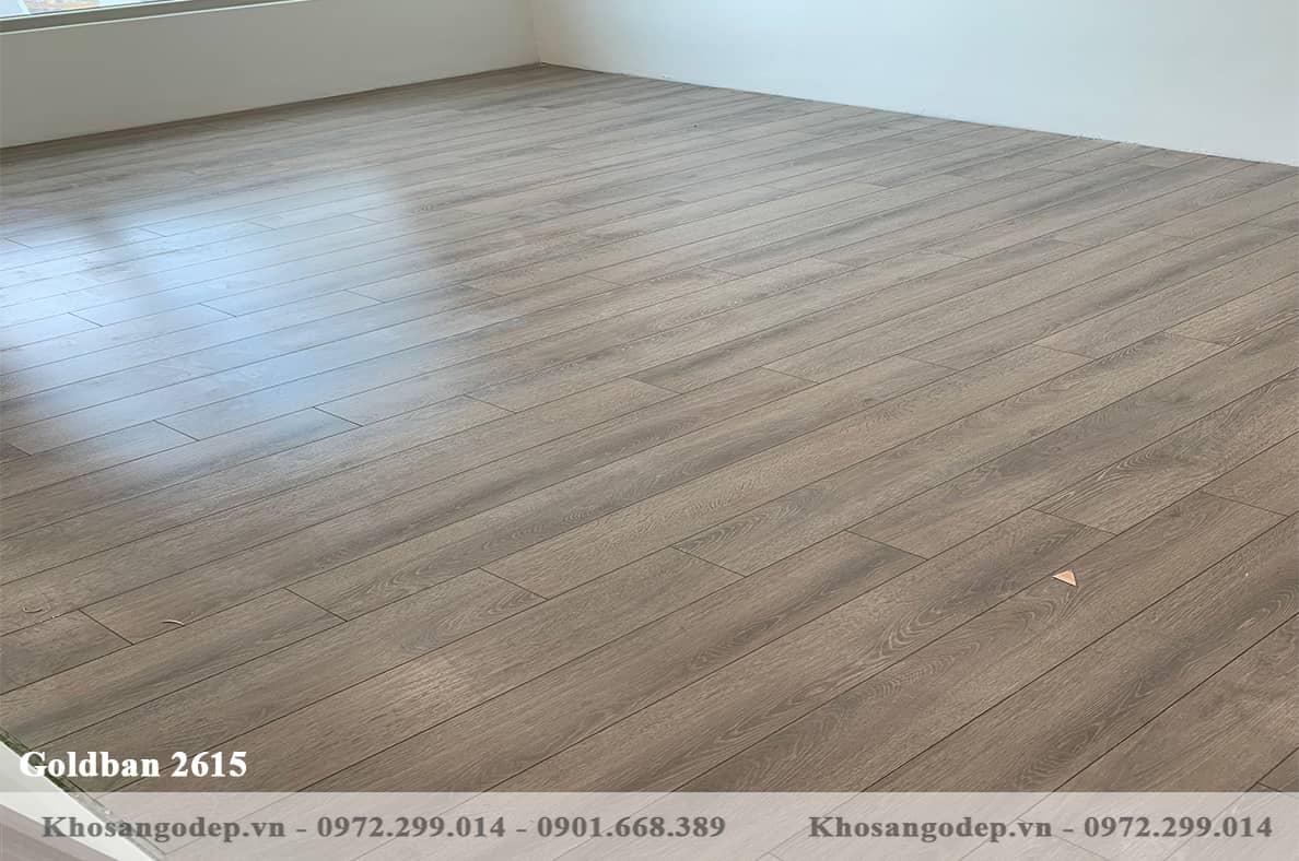Sàn gỗ Goldban 2615