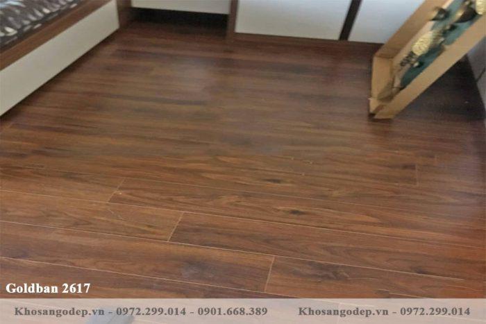 Sàn gỗ Goldbal 2617
