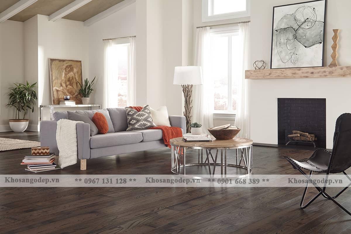Sàn gỗ Hanover 12mm