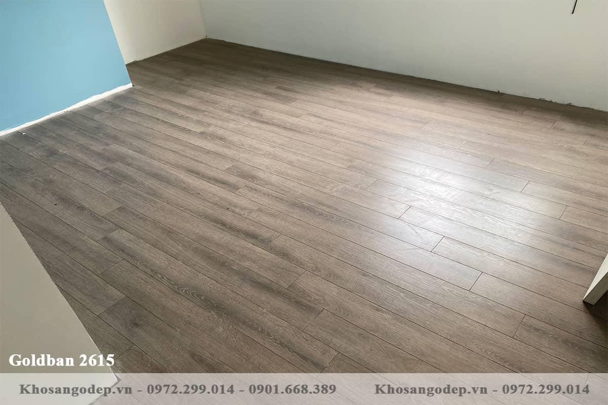 Sàn gỗ indonesia Goldban