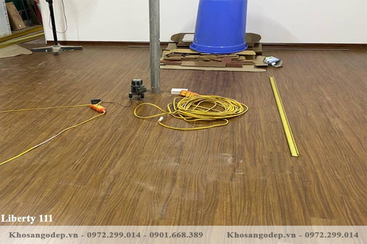 Sàn gỗ Liberty 111 12mm