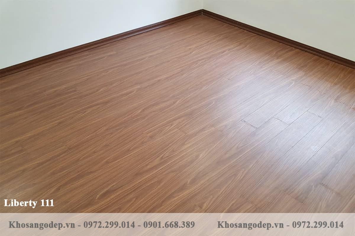 Sàn gỗ Liberty 12mm 111