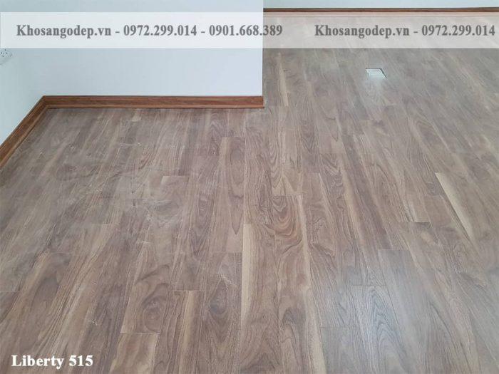 Sàn gỗ Liberty 515 12mm