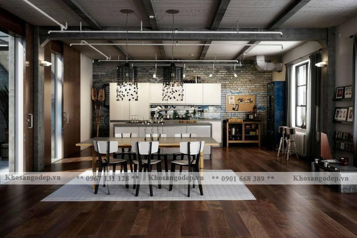 Mã màu sàn gỗ Mango Floor