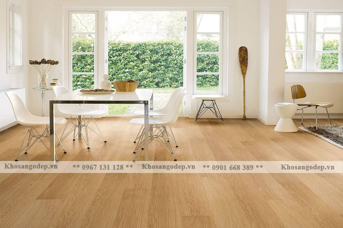 Thi công sàn gỗ Mango MG 699-2
