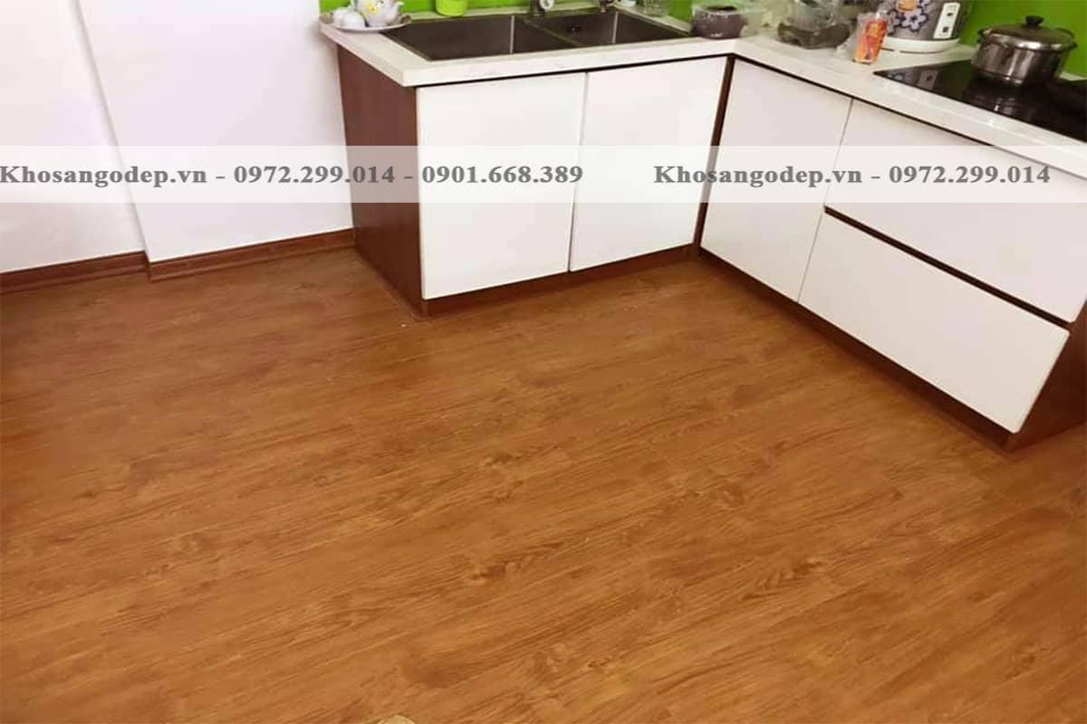 sàn gỗ Newsky 12mm G403